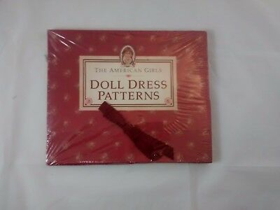 American Girl Pleasant Company Dress Patterns - Molly - Unopened- New