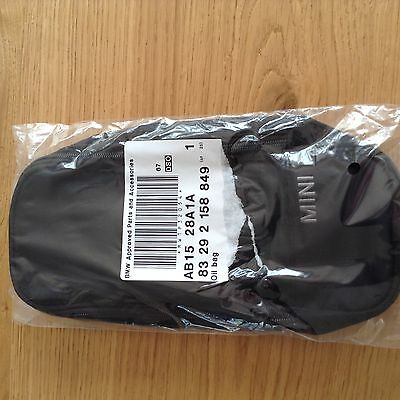 Mini oil top up bags part number 83 29 2 158 849
