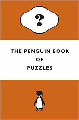 The Penguin Book of Puzzles (Puzzle Books) by Moore, Dr Gareth Book The Cheap