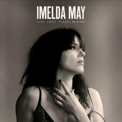 Imelda May (Singer/Songwriter) Life. Love. Flesh. Blood New Vinyl
