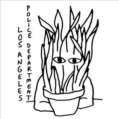 Los Angeles Police Department Insecurity [Single] New Vinyl