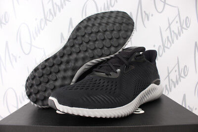 242d9223b12 Adidas Alphabounce Em Sz 13 Running Shoes Utility Core Black White By4264