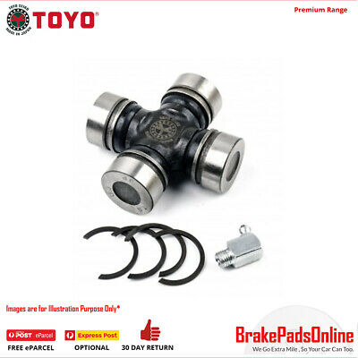 Universal Joint Front Rear for TOYOTA HILUX LN147R 01/97 - 01/05