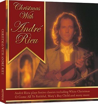 andre rieu merry christmas cd dvd christmas moods new. Black Bedroom Furniture Sets. Home Design Ideas