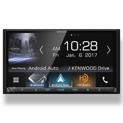"Kenwood DDX9704S Mulitmedia 6.95"" DVD/CD Receiver