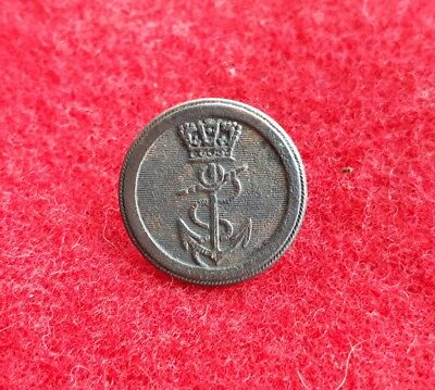 War of 1812 British Royal Navy Officer's Button