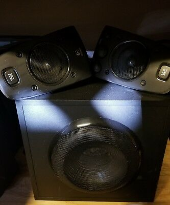 Logitech Z623 200 Watt THX-Certified 2.1 Speakers w/ Subwoofer - Free Shipping