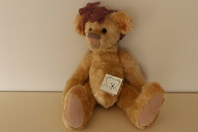 Naomi by Helen West CLOTH EARS One of a Kind Bear 46cm high