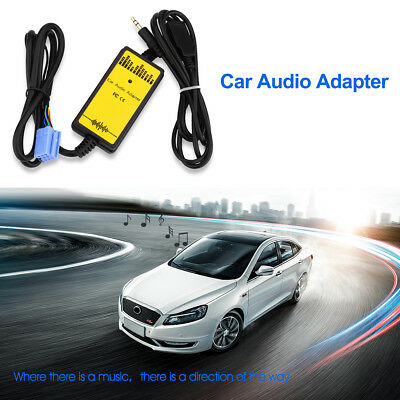 Car Auto Audio MP3 Player Interface Aux In Adapter Cable VW Volkswagen 8P USB