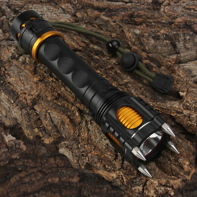 1800Lumens CREE XML U2 LED Flashlight Diving Torch Light Lamp + Charger HOT