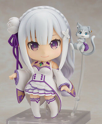[FROM JAPAN]Nendoroid 751 Emilia ReZero - Starting Life in Another World Goo...