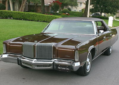1976 Chrysler New Yorker Brougham IMMACULATE TWO OWNER SURVIVOR  1976 Chrysler New Yorker Brougham - 47K ORIG MI