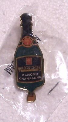 Wilson Creek Winery & Vineyards Almond Champagne Balloon Pin