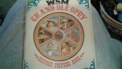 1969 WSM Grand Ole Opry picture book