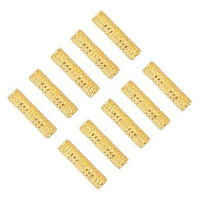 3.5mm Female to Female Connector Audio Headphone Jack Coupler Adapter