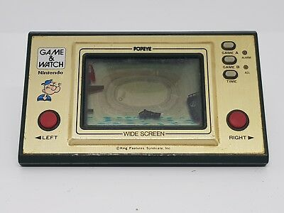 Popeye | Nintendo Game and Watch Retro classic | AUS seller