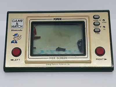 Popeye Nintendo Game and Watch Retro classic | AUS seller