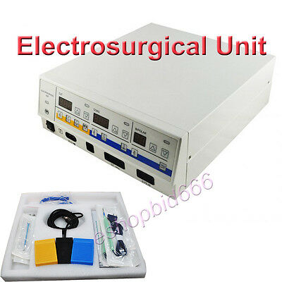 New 300W High Frequency Electrosurgical Unit Diathermy Machine Cautery Machine