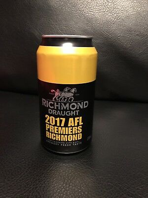 Can Of Richond Draught