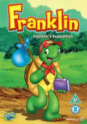 Franklin - Franklin's Expedition [DVD] - DVD  8EVG The Cheap Fast Free Post