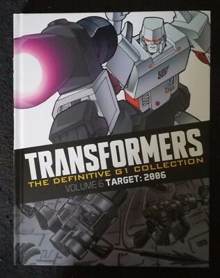 Transformers The Definitive G1 Collection - Volume 6 Target:2006