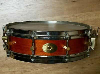 """Noble & Cooley 3 7/8""""x14"""" SS Solid Maple Snare Drum"""
