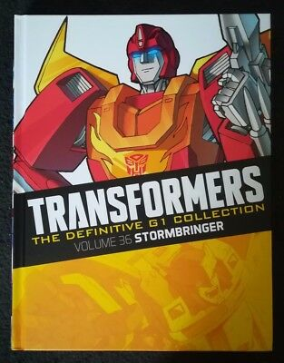 Transformers The Definitive G1 Collection - Volume 36 Stormbringer