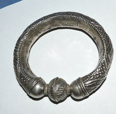 middle eastern Arm leg bangle Silver lovely hand decorations  yemen morocco