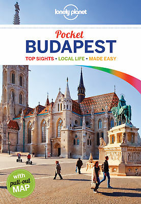 Lonely Planet Pocket Budapest Travel Guide 2017 BRAND NEW