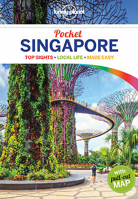 Lonely Planet Pocket Singapore Travel Guide BRAND NEW