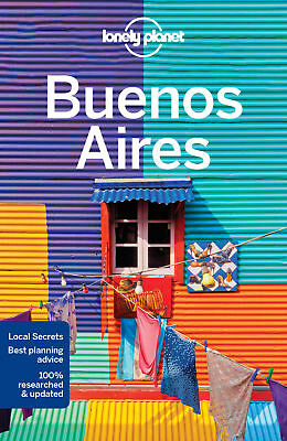 Lonely Planet Buenos Aires Travel Guide BRAND NEW 9781786570314