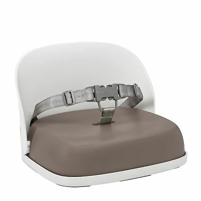 OXO Tot Perch Booster Seat with Straps (Taupe) Brown