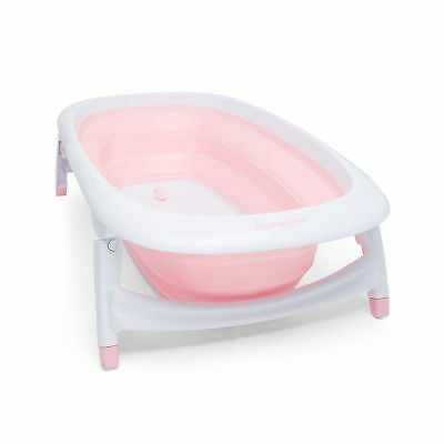 Mothercare Foldable Baby Bath (Pink) Pink