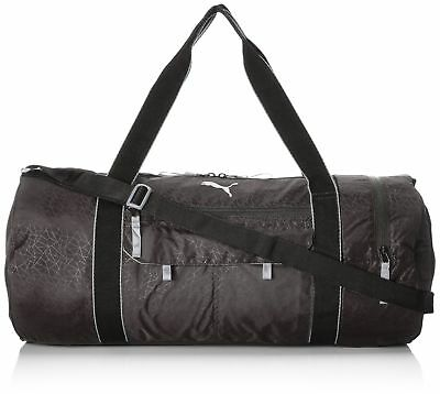 Puma Fit At Sports Duffle Bags Puma Black/Quiet Shade One Size