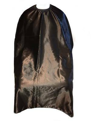Dincer Barber Gown Salon Hairdresser Cape With Steelhook 130 Cm 150 Cm Satin Ca