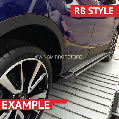 Running Boards Side Steps (RB) for Jeep Cherokee (Liberty) 2008-2012