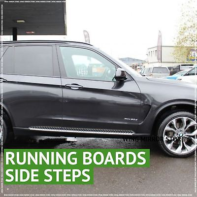 Running Boards, Side Steps for BMW X5 / f15 2013-2014