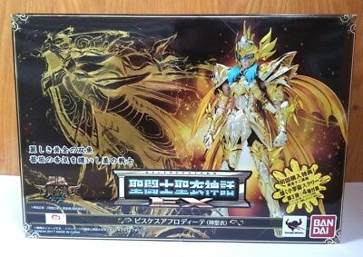 Bandai Saint Seiya Cloth Myth Ex Pisces Aphrodite God Cloth Action Figure