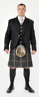 New Eternity 5 yard Full Scottish Highland Dress Kilt Package SALE Offer