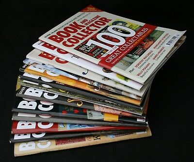 Book and Magazine  Collector Magazine 2008 Complete Year