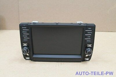 2x VW Anzeige Display Infotainment Discover Pro 5G0919606