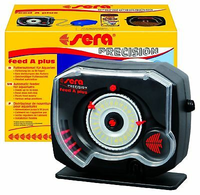 OFFER Package Sera Feed a Plus + 100 ml Vipagran - Automatic Feeder for