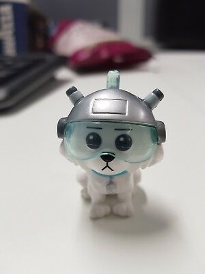 Rick and Morty Mystery Minis - Snowball