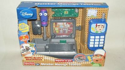 Fisher Price P5588 Meister Manny's Telefon