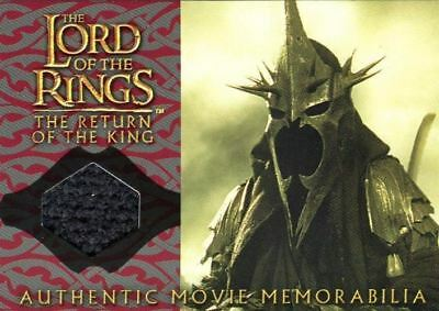 Lord of Rings Return of King The Witch-King's Cloak Costume Card
