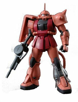 MS-06S Zaku II (Char Custom) Ver.2.0 (MG) (w/ Clear Kit) 1/100 (Japan Import)