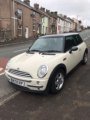 MINI Cooper 1.6 on 05 Plate MOT very good condition for age