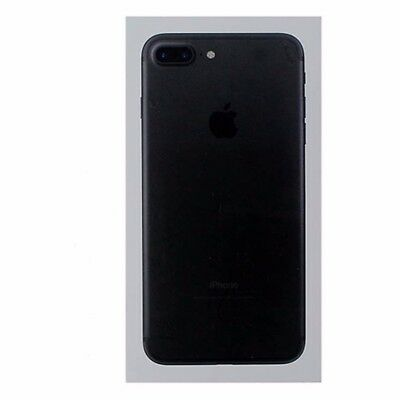 APPLE IPHONE 7 PLUS Box Only w/ Tray No Manual - NO PHONE - Black - 128GB