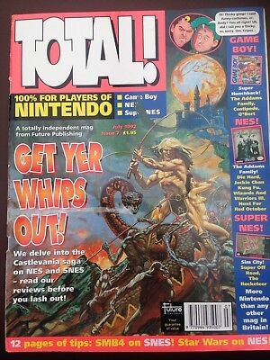 Total Nintendo Magazine Issue 7 July 1992