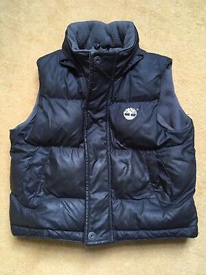 Timberland Gilet - Navy blue size 18 months